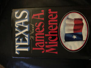 Selling New Texas a Novel by James's A Michener