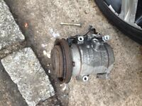 Lexus is200 2.0 ac air condition pump + pulley 98-05 breaking spares can post is 200