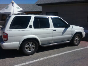 2004 NISSAN PATHFINDER CHINOOK,MOVING ,MUST SELL!