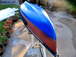 Canoe Explorer 14,6 feet.
