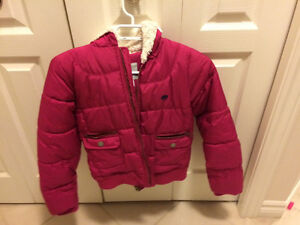 Girl winter coat - size L from Old Navy London Ontario image 1