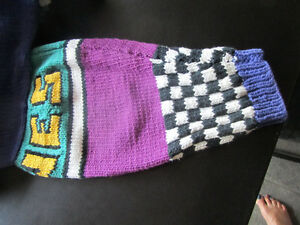 Looney Toons(Loonie Tunes)Handknit Sweater-one of a kind!REDUCED Peterborough Peterborough Area image 7