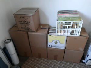 Lots of records / vinyl for sale