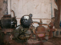 OId Water Pumps