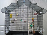 Bird Cage for Budgies/Lovebirds