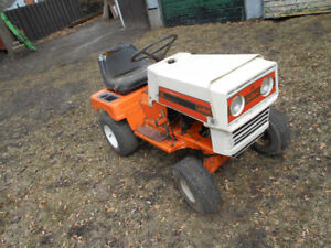 AMF 8/36 Garden Tractor riding lawnmower