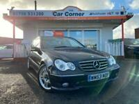 2003 Mercedes-Benz C32 AMG used cars Rochdale, Greater Manchester Auto Saloon Pe