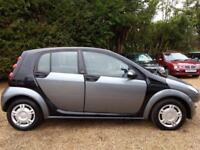 2006 Smart forfour 1.3 Pulse FULL MOT and 10 service stamps 2 keys
