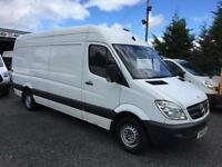 Mercedes-Benz Sprinter 2.1TD 313CDI LWB 4.2 meater 2011 61 Reg 1 owner from new
