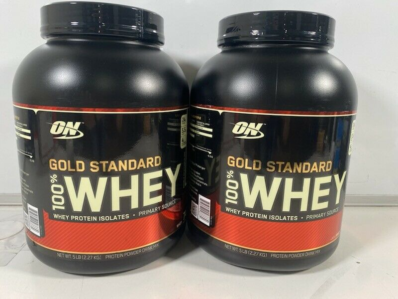 Optimum Nutrition Gold Standard 100% Whey Protein Powder- PA