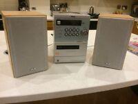 AIWA cd tape and radio player