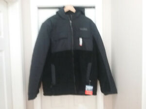 MENS HOODED WINDRIVER JACKET NEW WITH TAGS SIZE XXL