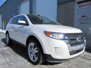 2013 Ford Edge Limited ***Awd,Cuir,Toit,Nav***