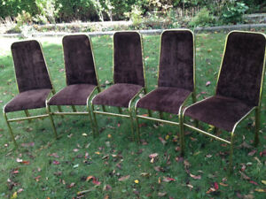 85% newly 5 Excellent condition Classy dinner chair for sale