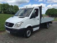 Mercedes-Benz Sprinter 311Cdi 3.5T 14ft Dropside Transit LWB Size, Very Clean