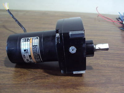 Bodine Ac Synchronousdc Stepping Motor 23t2behd-d3