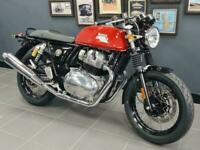 Royal Enfield Continental GT 650 Twin 2021 Cafe Racer Modern Classic Retro