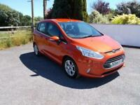 Ford B-Max 1.4 ( 90ps ) 2013.5MY Zetec