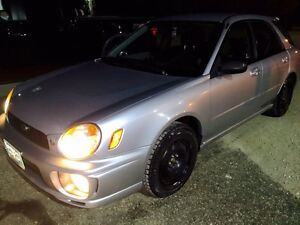 ***SAFETIED 2003 IMPREZA!***
