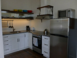 Great Apartment, Furnished and Renovated, Right Downtown.