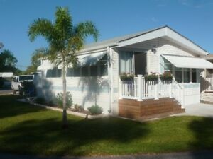 Manufactured Home for sale in 55+ Park, Largo, Florida