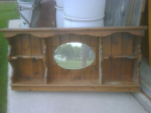 Book Case Headboard and Bed Frame Kitchener / Waterloo Kitchener Area image 1