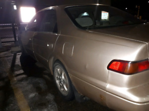 1999 Camry for PARTS