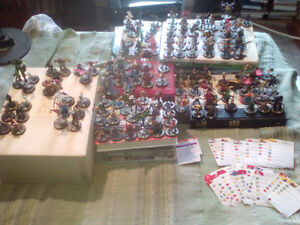 Large Heroclix lot (specific items available by request)