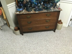old washing cabinet used as china cabinet Prince George British Columbia image 4