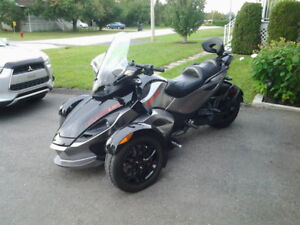 Spyder canam RSS 2011
