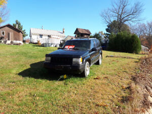 2001 Jeep Cherokee Other