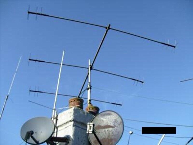 G4MH-3 3 element Multiband HF Minibeam | in Werrington, Staffordshire |  Gumtree