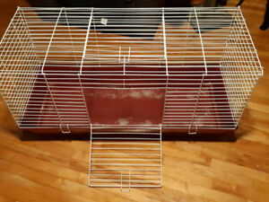 Guinea Pig or Small Rabbit Cage