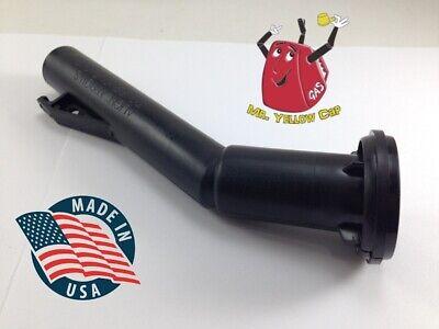 Blitz Gas Can Black Nozzle Spout Replacement Vintage Fuel - 900302 900092 900094
