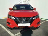 2019 Nissan Qashqai 1.3 DiG-T N-Connecta 5dr Hatchback Petrol Manual