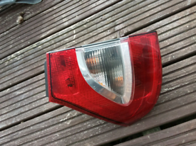 Ford Galaxy Rear light cluster. Plus optional space saver wheel