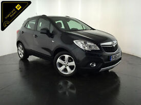 2013 63 VAUXHALL MOKKA TECH LINE CDTI 1 OWNER SERVICE HISTORY FINANCE PX WELCOME