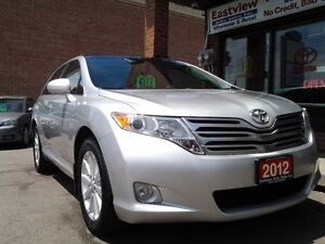 2012 Toyota Venza AWD,NO ACCIDENT,PANORAMIC ROOF,CAMERA$14888