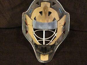 Eddy Custom Kevlar Goalie Mask with Oilers Paint Job Strathcona County Edmonton Area image 5