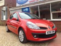 2006 06 Renault Clio 1.4 16v Dynamique S FINANCE AVAILABLE