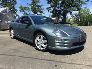2000 Mitsubishi Eclipse GT Coupe (2 door)