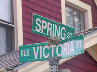lot in center of charlottetown for sale