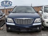 2005 Chrysler Pacifica FWD,3rd Row seats, Leather seats