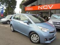 2011 TOYOTA VERSO S 1.33 Dual VVT i TR Multidrive S Auto