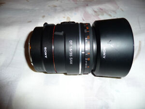 Sony Alpha Cameras And Lens | Kijiji in Ontario  - Buy, Sell