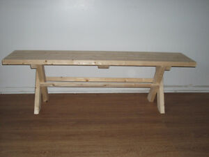 BENCH SALE