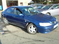 2001 Y HONDA ACCORD 2.0 I-VTEC SE 5D AUTO 145 BHP