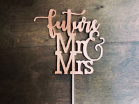 Cake toppers for $10