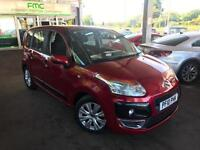 2010 Citroen C3 Picasso 1.6HDi ( 92bhp ) VTR+ *Full Service History - Low Miles*