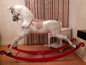 Haddon Bow Rocking Horse